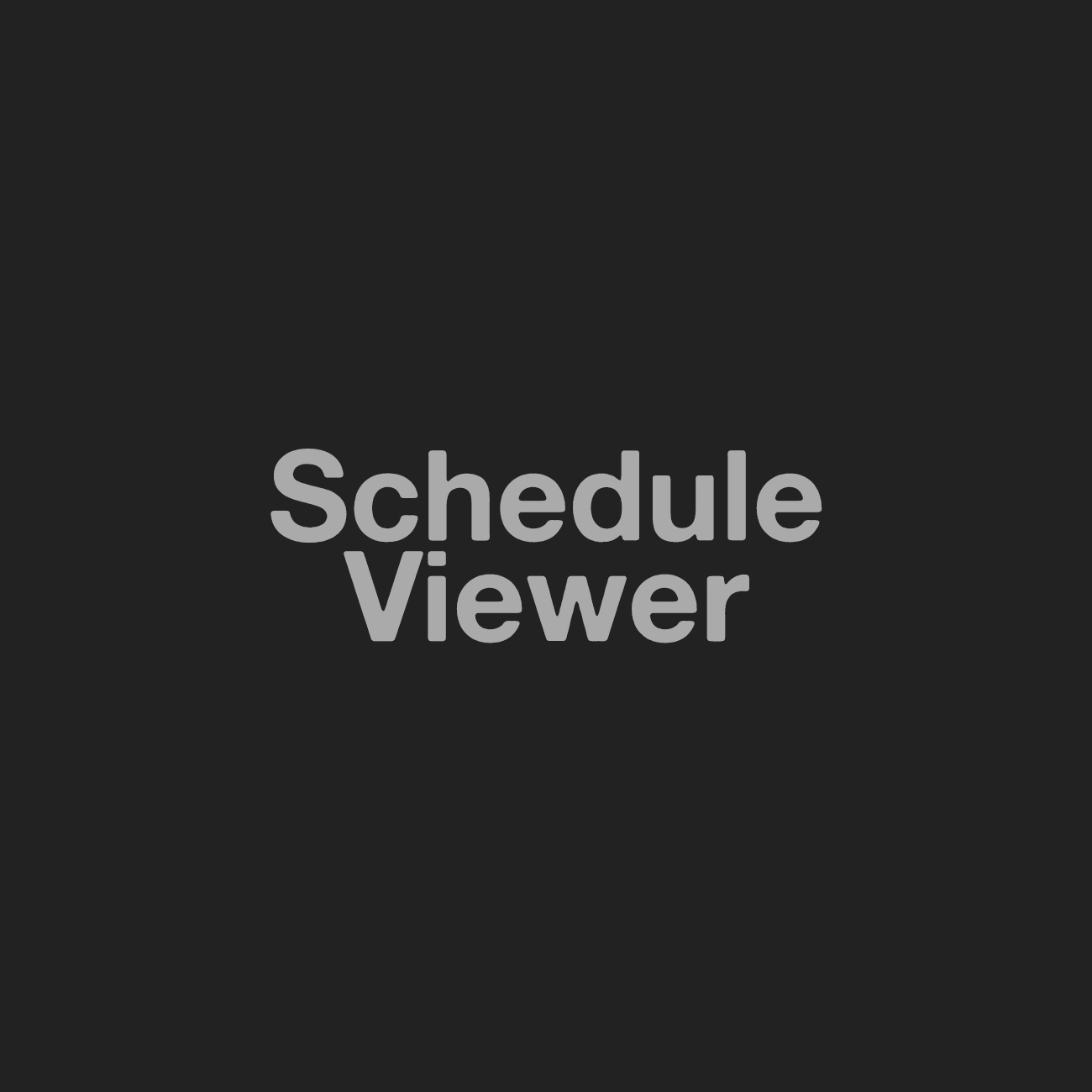 scheduleviewer-logo
